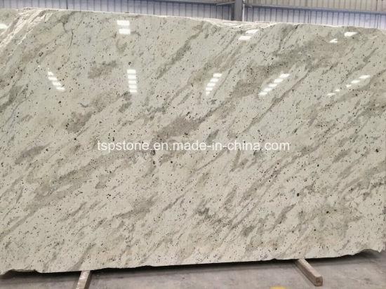 China Andromeda White Granite Slabs New Kashmir White China