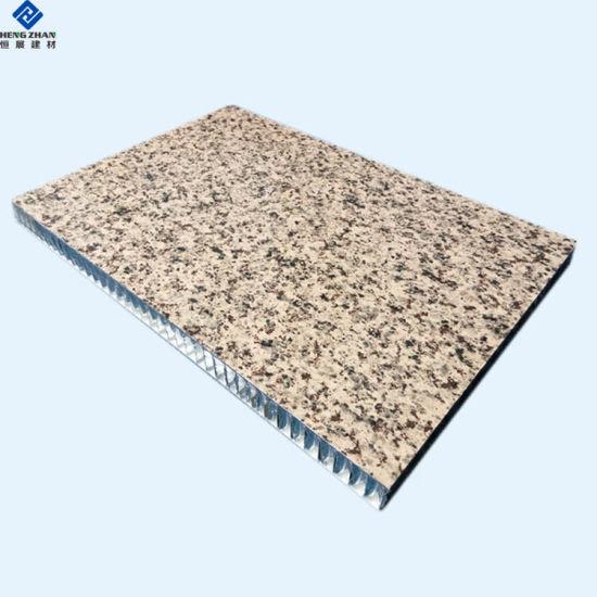 Building Material Lightweight Aluminum Honeycomb Panels for Wall Decoration/ Flooring