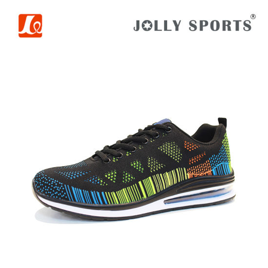 Fashion Footwear Sneaker Sports Running Men Shoes with Air Cushion pictures & photos