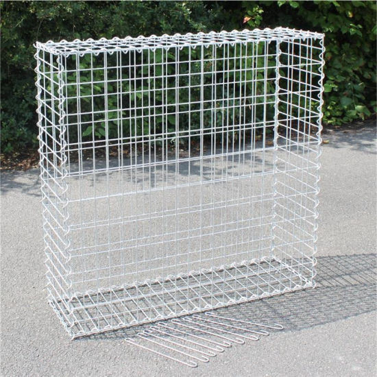 Made in China 4.0mm Galfan Wire Welded Gabion pictures & photos