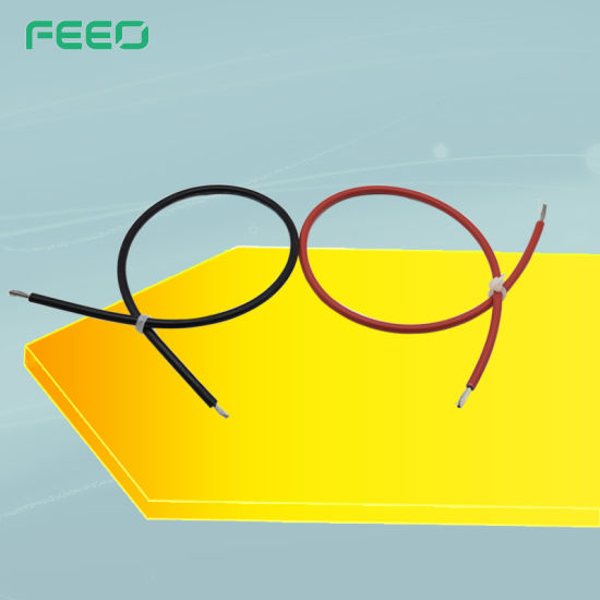 Easy Operation Two Core DC Waterproof Electrical Cable pictures & photos