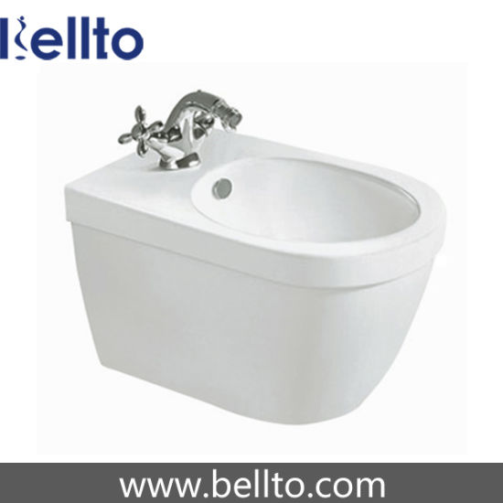 Wall Hung Ceramic Bidet of Sanitary Ware (434W) pictures & photos