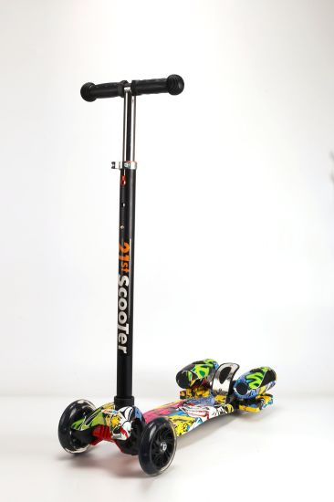 Whole Kids Kick Scooter And Foot Pedal 3 Wheel Water Sprayer