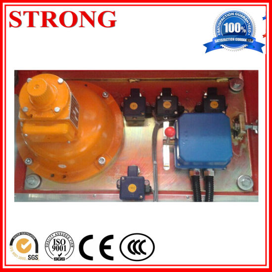 [Hot Item] Construction Hoist Anti-Fall Safety Device Safety Devices  Passenger Hoist Safety Device Saj40-1 2