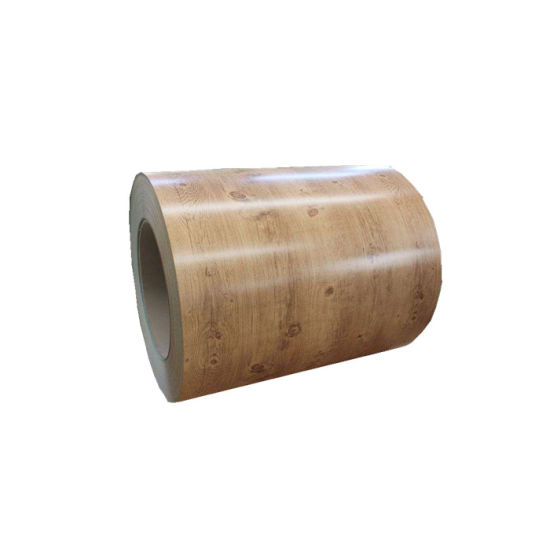 Hot Sale Cold Rolled Printing Flower Prepainted Steel Coil