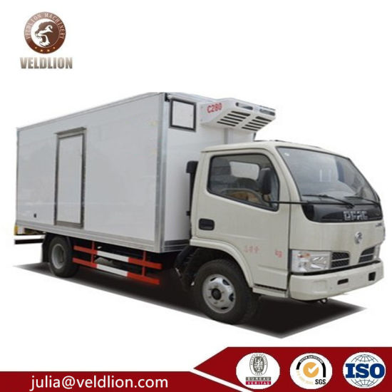 2e8c92aef2 China Factory of Dongfeng Refrigerated Car