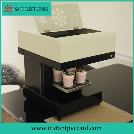 2018 Most Popular Printer Coffee Latte Art Printing Machine