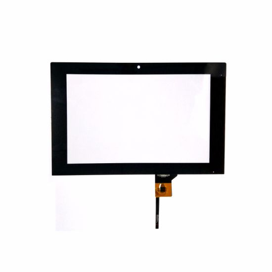 7 Inch Customized Capacitive Touch Screen with Goodix IC for Ganter Insturment pictures & photos