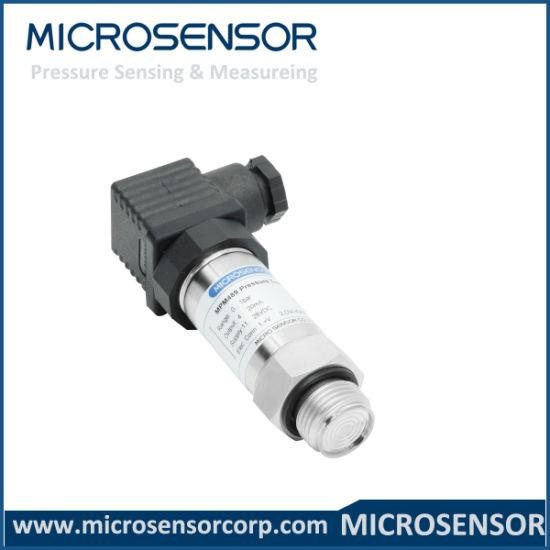 Gauge Piezoresistive 4~20mADC Water Tank Liquid Hydraulic Customized Pressure Sensor MPM489
