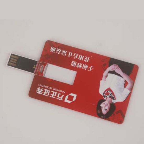China customized full color print fashion advertising 8gb business customized full color print fashion advertising 8gb business card usb 20 plastic pendrive reheart Gallery