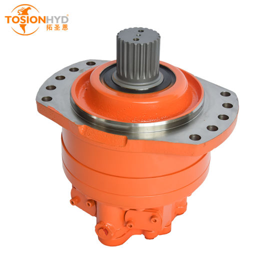 Poclain Ms Series Ms02 Ms05 Ms08 Ms11 Ms18 Ms25 Ms35 Ms50 Ms83 Ms125 Ms250 Hydraulic Drive Wheel Radial Piston Motor with Best Price