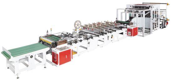 Zipper Bag Making Machine of LDPE