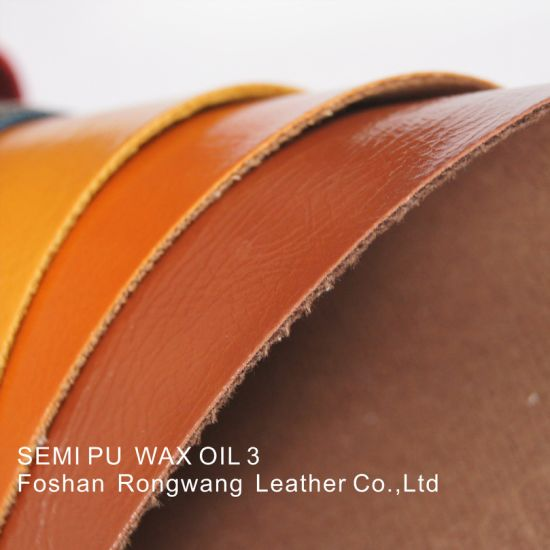 PU/PVC Leather for Bags, Furniture and Car Seat