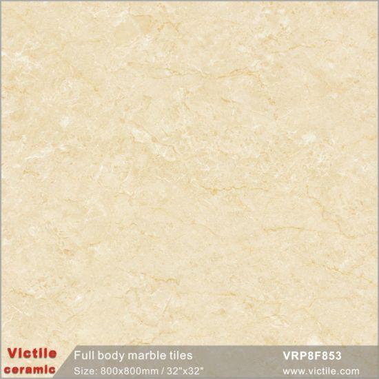 China Marble Porcelain Tiles Full Body Floor Tile For Building