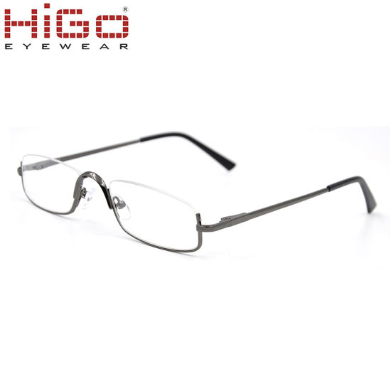 2a53e6e4701 2018 Classic New Design Metal Optical Glasses Men and Women Reading  Eyeglasses