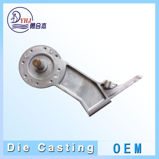 Professional Aluminum and Zinc-Alloy Die Casting Spare Parts From China pictures & photos