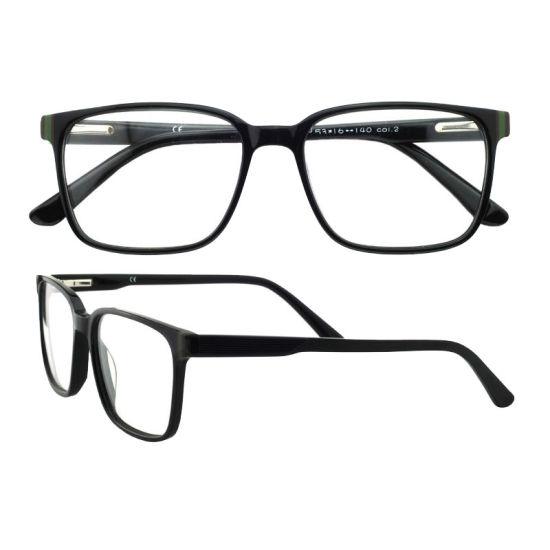 1767bb9bc21 New Arrival Good Design Black Optical Eyeglasses Frames for Women and Men  pictures   photos