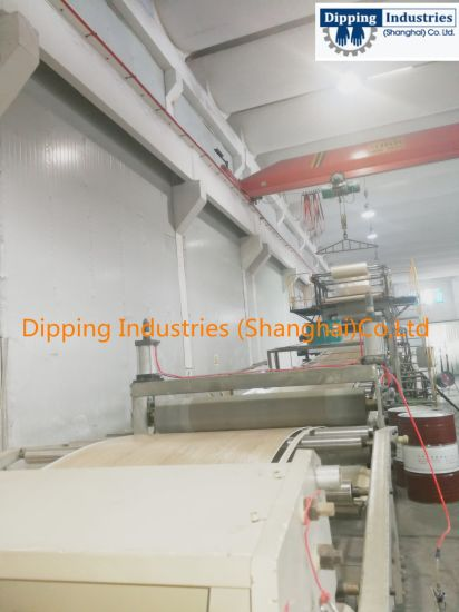 Advanced PVC Floor Tile Making Machine /Spc Production Line pictures & photos