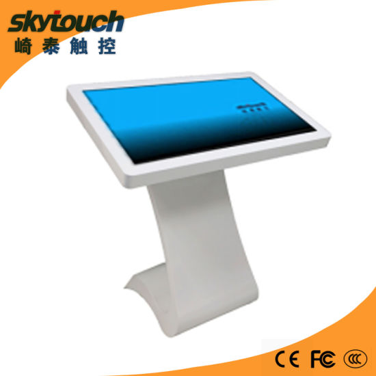 43inch Landscape Touch Terminal Information Kiosk for Lobby pictures & photos