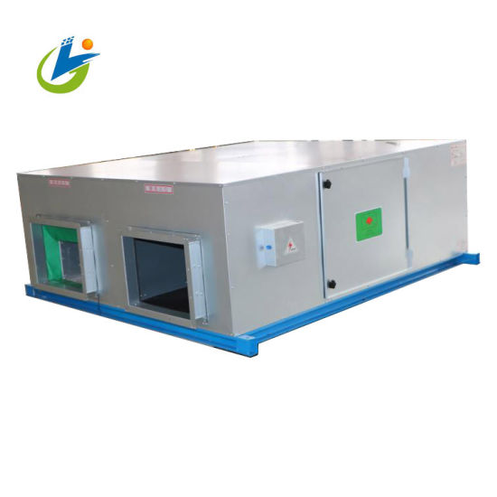Erv Fresh Air Ventilator Air Handling Units/Ahu/Central Air Conditioner Manufacturer