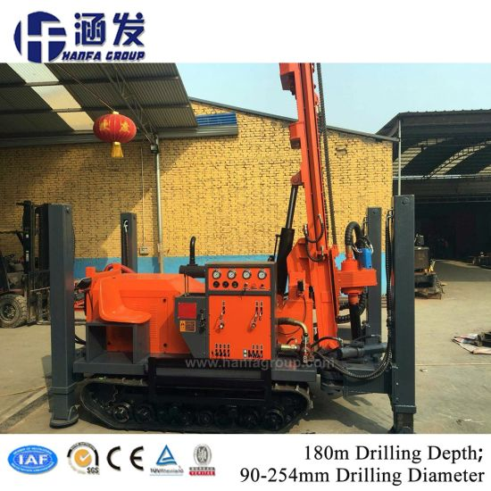 Homemade Water Well Drilling Rig with Cheap Price