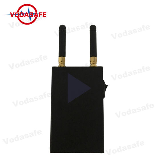 Operating Current 80mA Dual Frequencies 434MHz/868MHz Car Key Jammer Coverage Radius 30-100m Built in Lithium Battery 800mAh