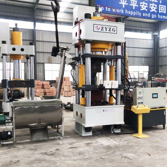 China 500ton Salt Powder Press Mineral Block Briquette