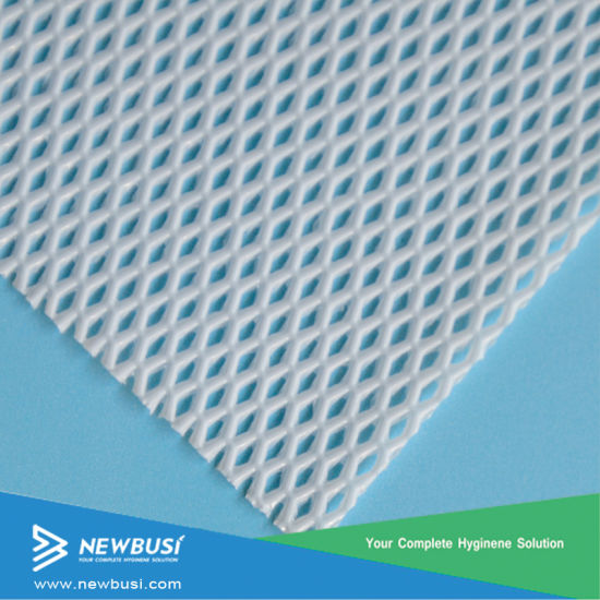 Perforated Plastic Film of Sanitary Napkin From China
