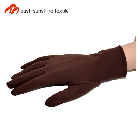 Microfiber Cleaning Glove for Watch and Jewellery (DH-MC0056)