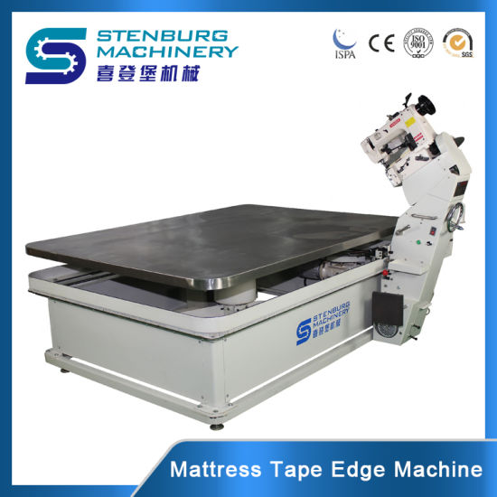 Singer 300u Sewing Head Mattress Tape Edge Mattress Making Machine /Chain Stitch
