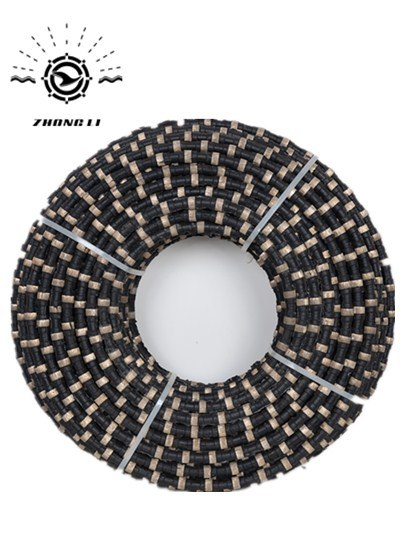 Diamond Wire Saw for Block Quarring pictures & photos