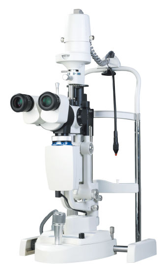 S390h / S390L Motorized Focusing Digital Slit Lamp Microscope with Built-out Camera, Portable Slit Lamp Prices pictures & photos