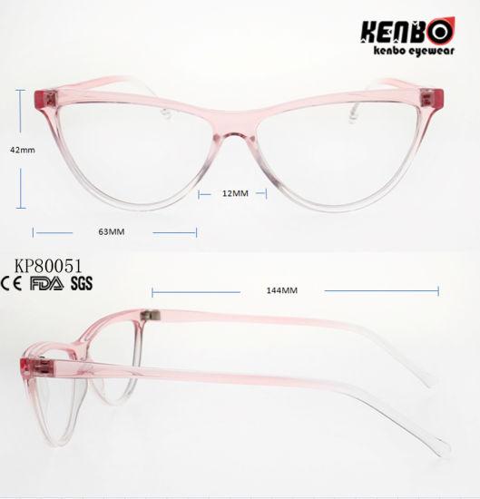 6cdcd90758 China Fashion Design Cateye Plastic Sunglasses Kp80051 - China ...