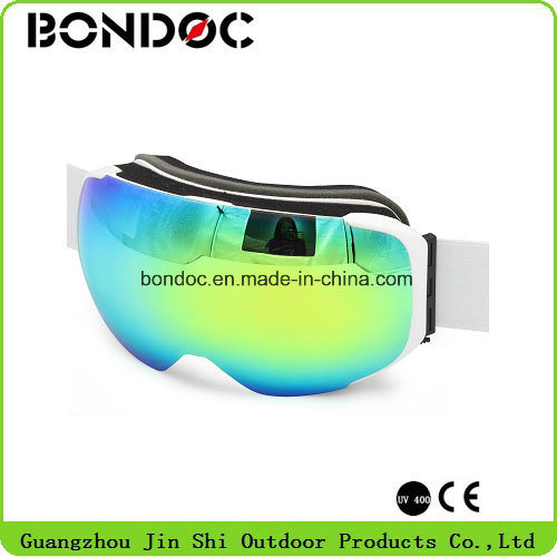 Fashion Snow Goggles Magnetic Ski Goggles (JS-6011)