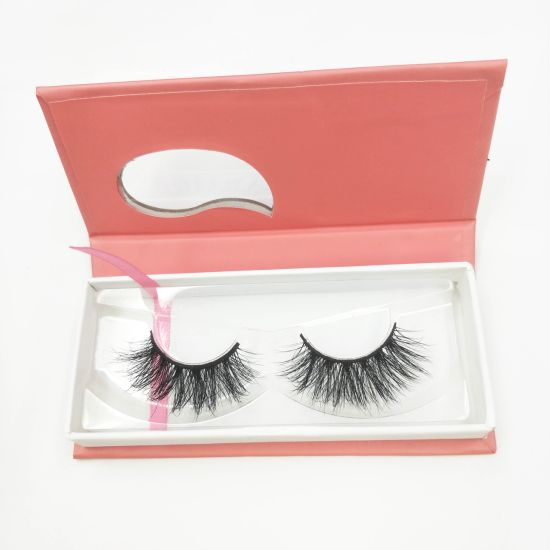 b20fdc952f6 Beauty Makeup Product Handmade Real 3D Mink Strip False Fake Eye Lashes