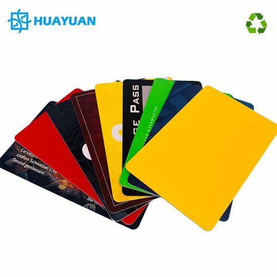 Wholesale Customized Printing PVC 13.56MHz ISO 15693 ICODE SLIX Chip RFID Card