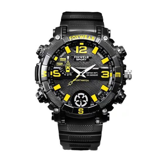 Outdoor Sport Camping WiFi Camera Watch