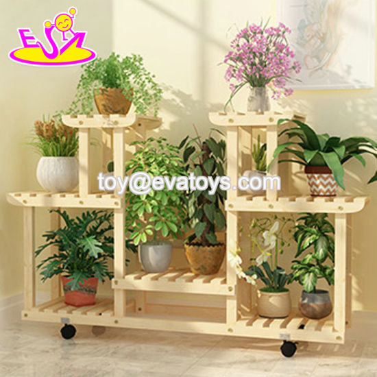China Best Design Natural Wood 3 Tier