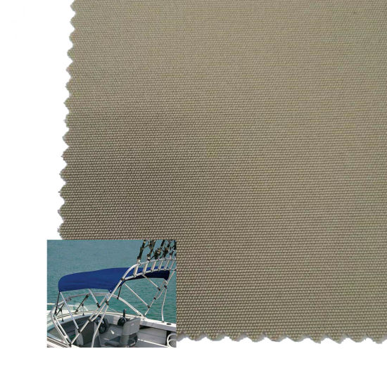 Factory Price 100% Solution Dyed Acrylic Outdoor Awning Fabric Marine Fabric Boat Cover Fabric