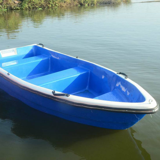 Fiberglass Center Console Speed Fishing Boat with Outboard Engine