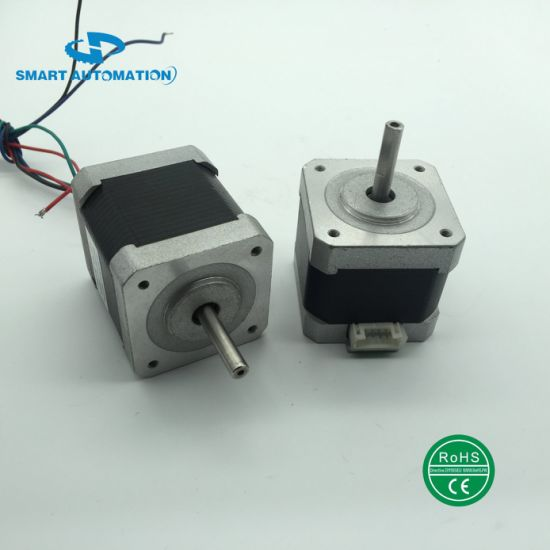 Sm42ht47-0406A NEMA 17 6 Wire Stepper Motor 12V