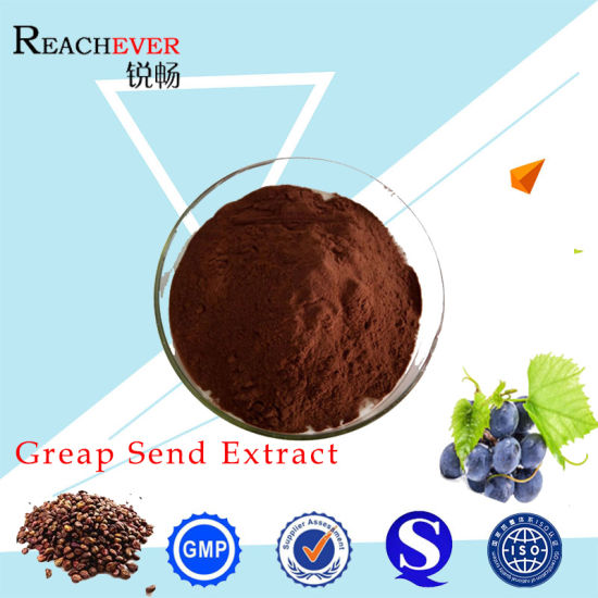 Healthy Care Grape Seed Extract Organic Cosmetic Ingredients pictures & photos
