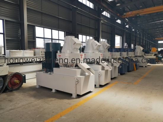Biomass Wood Pellet Mill / Machine Made in China