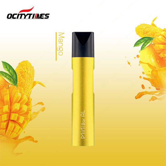Ocitytimes Wholesale O2 Ceramic Coil Glass Tank Disposable Electronic Cigarette pictures & photos