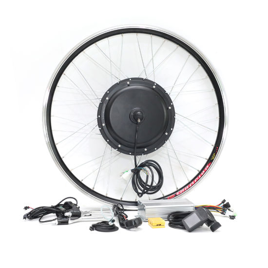 Agile Green Energy 500W Gearless Engine Electric Bike Kit with CE
