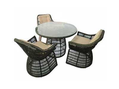 Hot Selling Manufacturer Wholesale Factory Price to Outdoor PE Rattan Furniture Outdoor Table Patio Garden Furniture