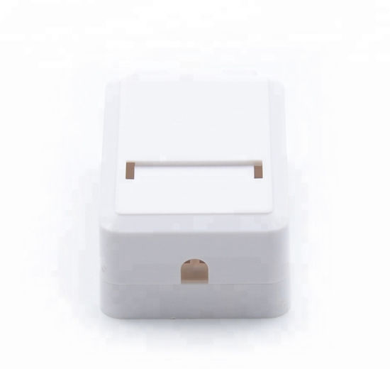 Network RJ45 Surface Wall Mounted Outlet Box