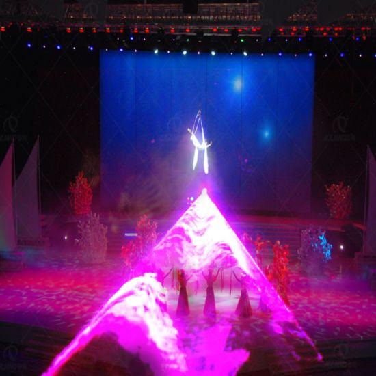 Factory Indoor RGB 12.7W Laser Light Stage Beam Animation Laser