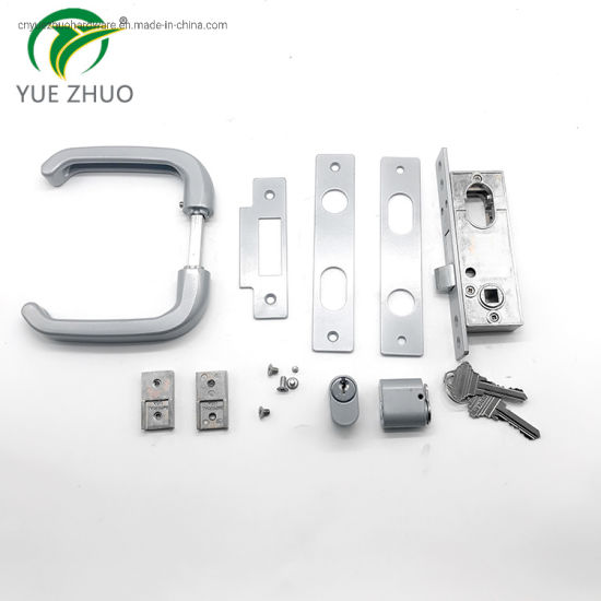 Mexico Famous Brand Hottes Sales Aluminium Door Lock