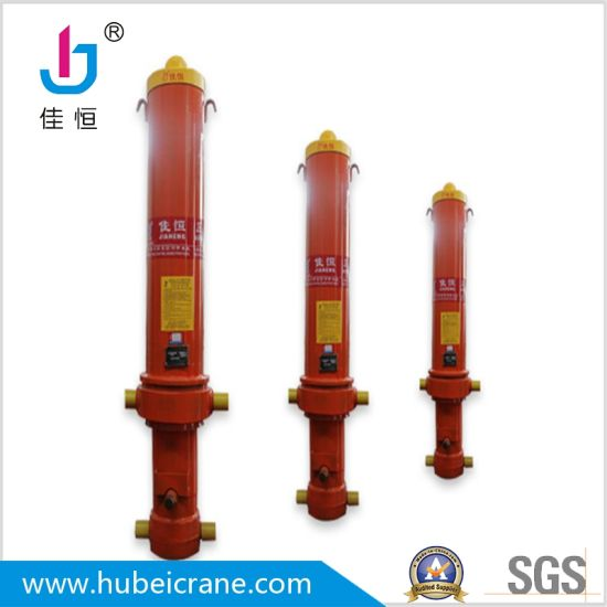 Professional China Manufacturer Jiaheng brand front end Hydraulic Cylinder for Mining Dump Truck